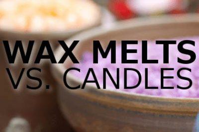 Differences between Wax Melts and Candles